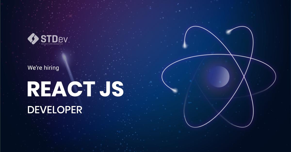 Mid React JS Developer